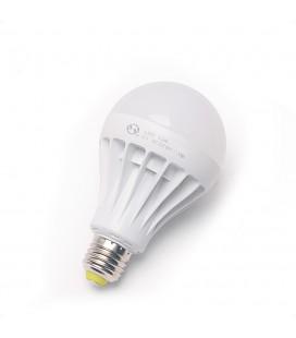 LED лампа E27-12W теплый