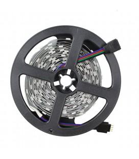 Светодиодная лента SMD5050-30LED-RGB-12 вольт econom  5м.