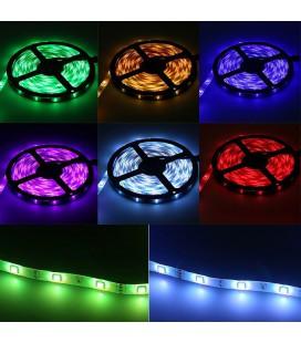 Светодиодная лента SMD5050-30LED-RGB-12V, Эконом 5м.