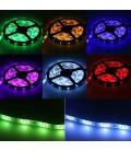 Светодиодная лента SMD5050-30LED-RGB-12V, Эконом (Продажа кратно 5м)