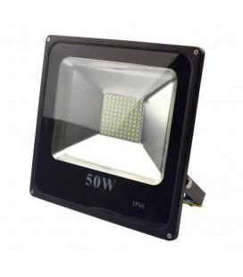 Светодиодный прожектор SMD-50W-IP65-12V