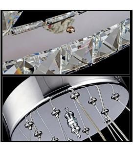 Светодиодная люстра кольца Венеры (3 кольца) 100W