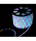 Светодиодная лента SPT-3528RGB-60 220V LUX