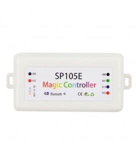 Bluetooth контроллер для SPI ленты(бегущая волна)