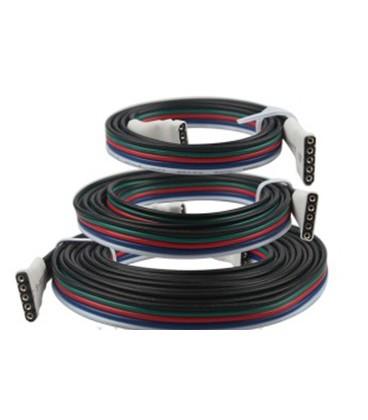 Беспечный соединитель для RGB+W ленты 10 мм (5050)