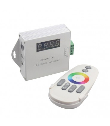 Colorful X1 - Музыкальный Touch контроллер для программируемой ленты