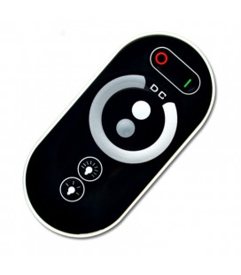 HTL--005 сенсорный контроллер для ленты белый/теплобелый