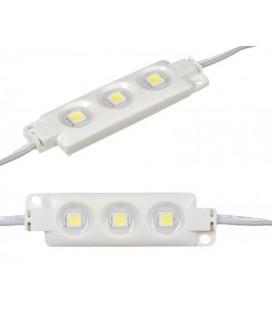 Светодиодный модуль 12V 5050 3led 18 lm/led