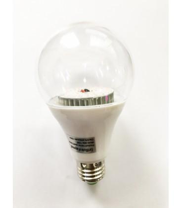 Фито светодиодная лампа диаметр E27-12W