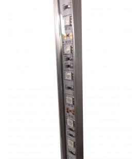 Фито светодиодный светильник, 1 метр, 12В