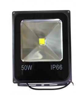 Светодиодный прожектор COB-50W-IP66-12V