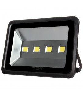 Светодиодный прожектор COB 200W 220V ЛЮКС