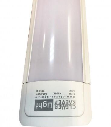 Накладной светодиодный линейный светильник ЛЮКС-ЛАЙТ 60 см