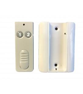 Пульт ДУ с держателем 2 кнопки для беспроводного радио выключателя