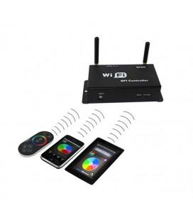 RGB Контроллер Touch RF/Wi-Fi, 5-24 В, 12 А, 60-288 Вт