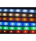 Светодиодная лента SMD5050-30LED-RGB-IP65-12V с инновационным кристаллом ( Продажа кратно 5м)