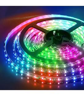 Светодиодная лента SMD5050-60LED-RGB-IP65-12V с инновационным кристаллом ( Продажа кратно 5м)
