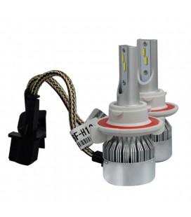Комплект светодиодных авто ламп, головной свет Flip Chip H13