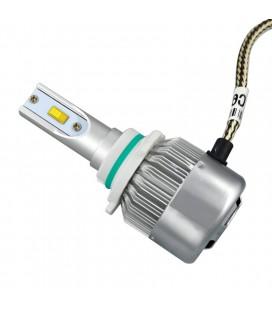 Светодиодная авто лампа, головной свет  Flip Chip 9005