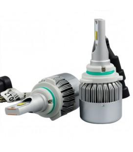 Комплект светодиодных авто ламп, головной свет Flip Chip 9012 (HIR 2)
