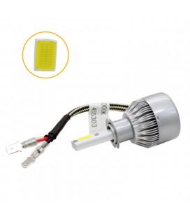 Светодиодная авто лампа, головной свет COB H3