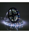 Светодиодная лента SMD5050-300RGB +white -12 с иновац. Кристалом