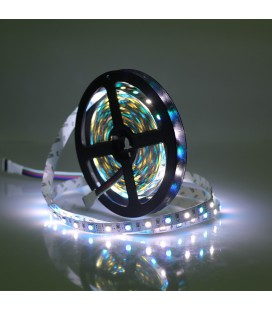 Светодиодная лента SMD5050-60LED-RGB+W, Стандарт 5м.