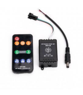 "контроллер для ленты  ""Бегущая волна"" RGB,54LED running light"