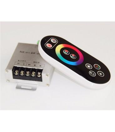 Touch Радиоконтроллер RGBW/RGBW.W, DC12V /24V
