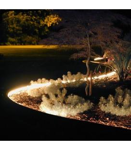 Садовый светящийся бордюр