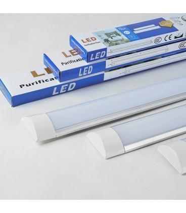 Светодиодный светильник линейный, накладной 90 см.
