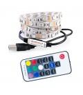Набор RGB подсветки от USB порта №3
