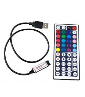 Набор RGB подсветки от USB порта №5