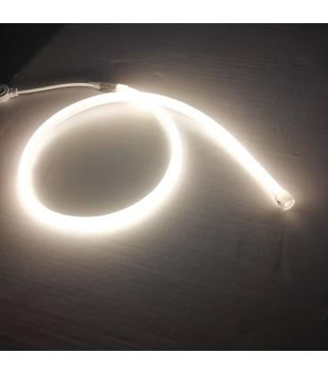 Светодиодный гибкий неон круглый, 360°, SMD2835,120 диодов, d16, 220 Вольт high lum, IP67