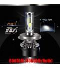 Авто LED лампы головного света тип: D6 9006 (HB4) (комплект 2 лампы)