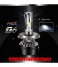 Авто LED лампы головного света тип:D6 H3 (комплект 2 лампы)