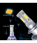 Светодиодная авто лампа, головной свет COB 9012 (HIIR 2)