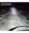 Светодиодная авто лампа, головной свет CREE - XHP50 H4