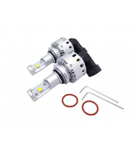 Светодиодная авто лампа, головной свет CREE - XHP50 9005