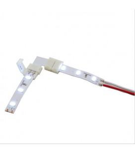 Угол для одноцветной ленты 8 мм (3528 , 2835)