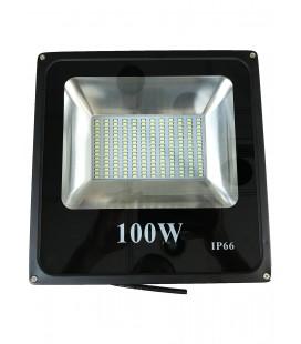 Светодиодный прожектор SMD-100W-IP66-12V ЛЮКС
