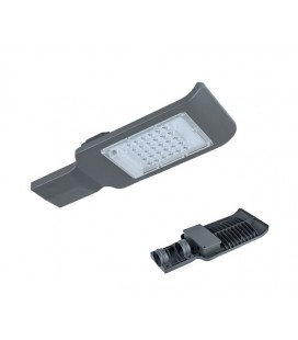 Консольный светильник,прожектор на столб, Streetlight, 220 В, 30 Вт, Люкс