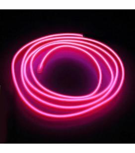 Led гибкий неон узкий (EL провод) 2,3 мм, 360 °