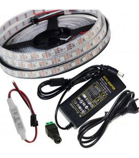 Набор LED подсветки Бегущие огни №11