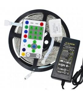 Набор LED подсветки Бегущие огни №16