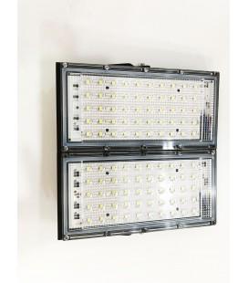 Модульный светодиодный прожектор (консольный светильник) 220 В, 100 Вт