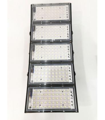 Модульный светодиодный прожектор (консольный светильник) 220 В, 250 Вт
