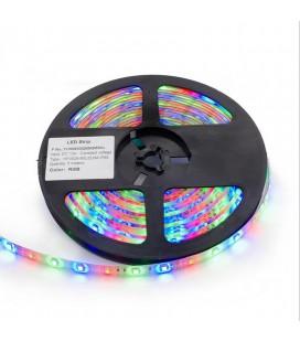 Светодиодная лента SMD3528-300 RGB-12-IP65 Double line