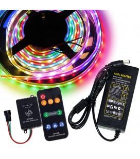Набор LED подсветки Бегущие огни №10