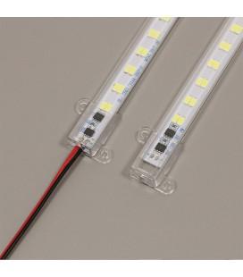 Светодиодная линейка SMD 5730, 144 диода/м, 100 см, 220 вольт